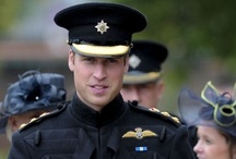 B~♚♕Prince William ♛♚♔ / HRH Prince William, Duke of Cambridge. (William Arthur Philip Louis Mountbatten-Windsor) He was born at 9.03pm on 21 June 1982, at St Mary's Hospital, Paddington, London. A bulletin announced that the Royal baby weighed 7lb 1 1/2oz.  / by Viola Chow