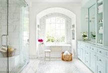 bathroom ideas / by Sarah Vincent