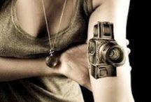 tattoos are fun / by Emily Rushton