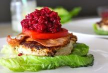 Real Food Main Meals / Main meals made with real whole food ingredients & paleo friendly. All recipes are gluten, grain, dairy & sugar free.