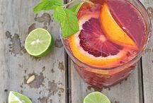 Fancy Drinks / Drinks made with real whole food ingredients & paleo friendly. All recipes are gluten, grain, dairy & sugar free.