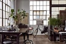 Studio / Dreamy ideas for a functional jewelry studio, office, and showroom.