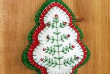 Christmas Embroidery / by Amy Sue