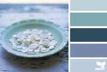 Color My World / Website, Garden & Decorating Palettes