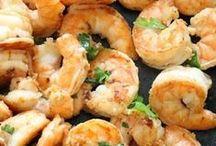 Seafood / by Teanna Benson