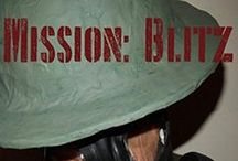 Mission: Blitz by Kira L Curtis / Anything about Mission: Blitz by Kira L Curtis. I may be blog posts, images, videos, you name it!