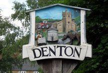 English Village Signs