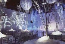 Charity Ball Planning / Share any Winter Wonderland decor themed ideas!