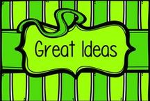 Great Ideas / by Jennifer