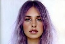 good hair / inspiration for hair cuts, hair colors, and just general eye candy for tresses. / by Jinah Kim