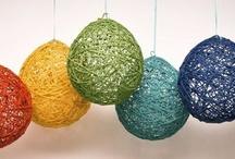 Crafty Ideas / by Janelle Wolff