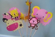 party ideas / by Tabitha Rodriguez