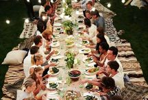 PARTY:  CELEBRATE, ENTERTAIN . . . / Celebration of tablescapes, centerpieces, cake decor and party ideas. / by Lydia Moss