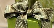 THAT'S A WRAP / gift wrap ideas