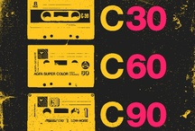 C30 C60 C90 Go! / Celebrating everything to do with Your Cassette Pet! / by positivenoise.com