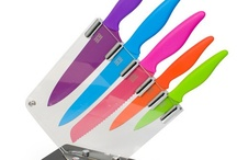 Kitchen Works / Products that are colorful, creative and make a kitchen work better.  / by Miriam Terry