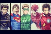 1D ;) / my boys  / by Cassie Whited