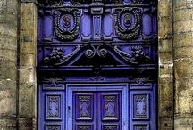Beautiful Doors / by Yaasmeen Joseph-Evans