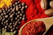 Spices, Herbs & Nuts