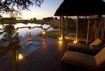 safari camps and Lodges