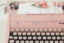Pink / by Lois Walton