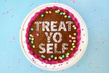Treat yo self! / by Christi Shoeheart