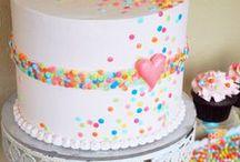 Cake Inspiration! / by Erlyne Ishler
