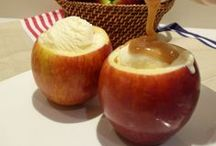 RECIPES:  APPLE A DAY / Great ways to enjoy my favorite NY apple!