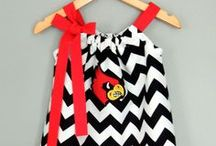 Cardinal Kids Gear / by Louisville Cardinals