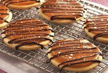 RECIPES:  CRAZY FOR CARAMEL / Caramel, caramel and more caramel!
