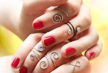 DIY Jewelry / by Stephanie Hampton-Kodie