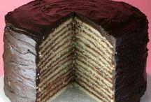 RECIPES:  PIECE OF CAKE / CAKE!!