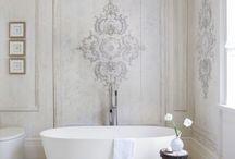 INTERIORS:  BATH / Beautiful bathrooms