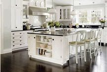 INTERIORS:  KITCHENS, BUTLER'S PANTRIES / This board consist of kitchens, butler's pantries, storage solutions, etc.