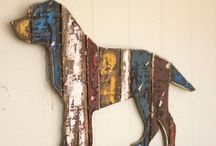 Rustic, primitive, & other styles I like! / by Doug Brightwell