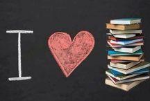 i like books / by Sarah Hatton