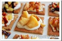 Super Healthy Kids / Recipes and ideas from www.superhealthykids.com / by Janelle Wolff