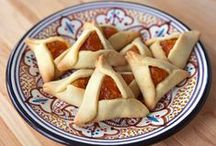 PURIM RECIPES / Recipes, crafts and fun ideas for the Purim holiday / by Tori Avey