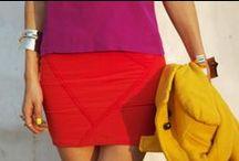 Trend Spotting: Colorblocking