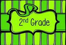 2nd Grade / Second Grade/Grade Two