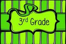 3rd Grade / Third Grade/Grade Three