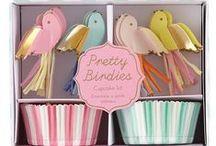 ZJ's Little Birdy Party / by Christi Shoeheart