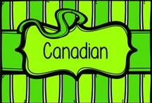 Canadian Teaching Plans / Lesson plans and ideas for Canadian teachers.