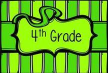 4th Grade / Fourth Grade/Grade Four