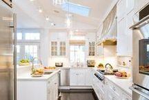 dream house [kitchen] / by Sarah Hatton