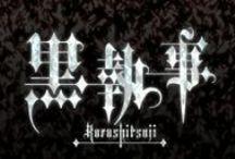 Kuroshitsuji I II III