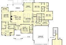 EXTERIORS:  HOUSE PLANS