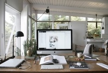 Work Spaces / by Suzanne White