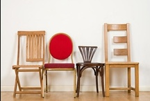 Chairs / by Suzanne White