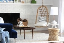 Living Rooms / by Suzanne White